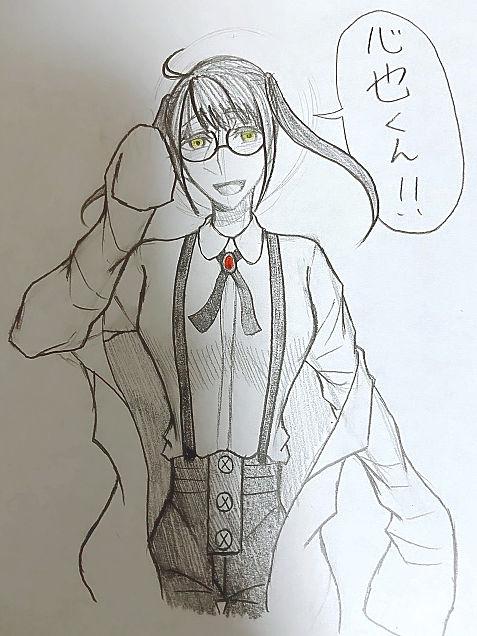 心の鏡 story_2[予期せぬ再会]の画像(プリ画像)