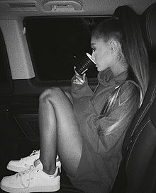 Ariana Grandeの画像(海外オシャレに関連した画像)