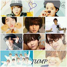 JUMP 集合の画像(プリ画像)