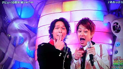 関ジャニ∞ HEY!HEY!HEY!の画像(プリ画像)