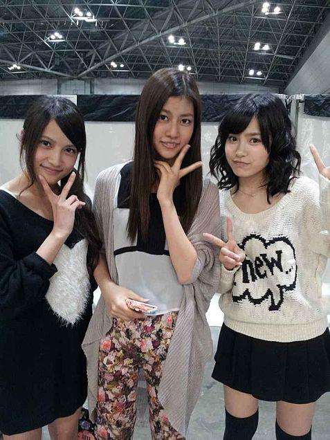 入山杏奈 阿部マリア 松田栞 NMB48 しおきち AKB48の画像 プリ画像