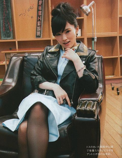 NMB48 マジすか学園4 山本彩の画像 プリ画像