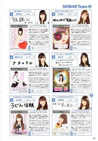 石塚朱莉 AKB48選抜総選挙公式ガイドブック2016の画像(石塚朱莉に関連した画像)