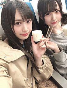 梅山恋和 nmb48 山本望叶 プリ画像