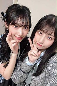 横野すみれ NMB48 鈴木優香 チーム8  AKB48 プリ画像