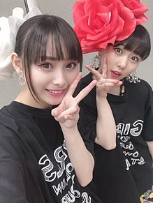 梅山恋和 TGC NMB48 田中美久 HKT48 プリ画像