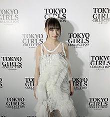 梅山恋和 TGC NMB48 プリ画像