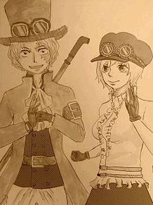 サボ&コアラ プリ画像