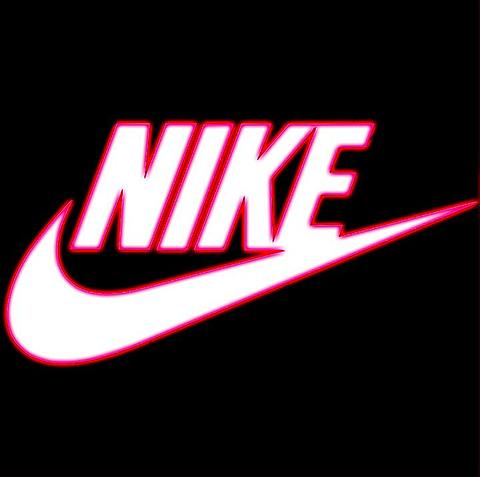 NIKE赤の画像(プリ画像)