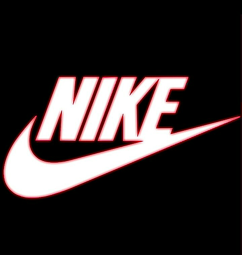 NIKE赤2の画像(プリ画像)