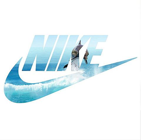 NIKE 海の画像(プリ画像)
