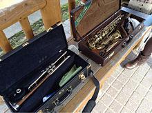 trumpet&sax プリ画像