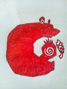 描いてみた@紋章の画像(プリ画像)