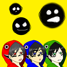 のりしお@長兄松様の線画塗らせていただいたっ!!の画像(プリ画像)