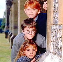 ハリーポッターの画像(ハリー ハーマイオニー ロンに関連した画像)