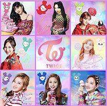 TWICE     かわいい     韓国     LOVEの画像(TWICEかわいいに関連した画像)