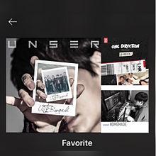 Favorite songs.の画像(SONGSに関連した画像)