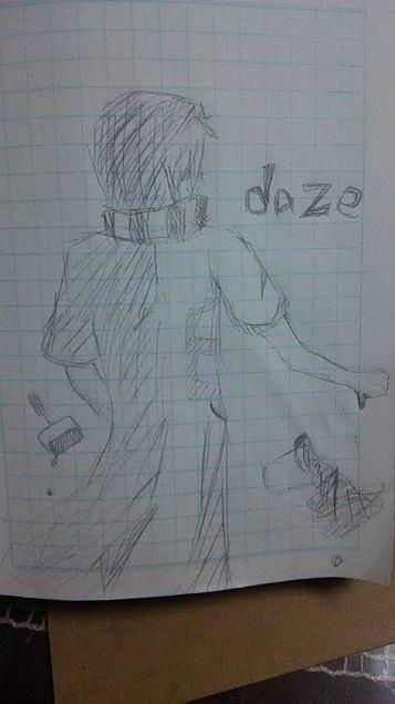 daze  カノ 衣装オリジナル✨の画像(プリ画像)