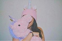 unicorn girlの画像(プリ画像)