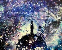 過去と他人は変えられないけど未来と自分は変えられる。の画像(プリ画像)