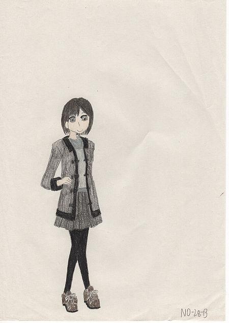 オリジナルキャラクター アレンジ画の画像(プリ画像)
