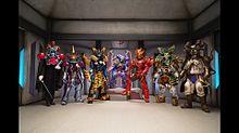 獣電戦隊キョウリュウジャーブレイブ ネオデーボス軍の画像(プリ画像)
