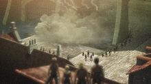 進撃の巨人の画像(サシャに関連した画像)