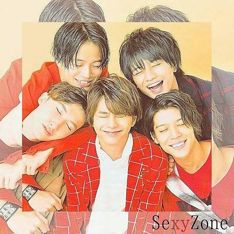 5人の笑顔は最強の画像(プリ画像)