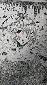 ʚ✝︎堕天使✝︎ɞ プリ画像
