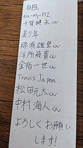 ジャニーズJrと、ジャニーズの自担の画像(自担に関連した画像)
