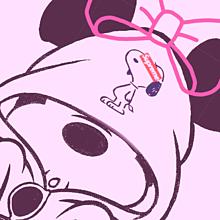 スヌーピー&ミッキーマウスの画像(ミッキーマウスに関連した画像)