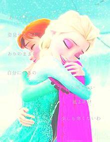 アナと雪の女王    地上波初放送記念!!の画像(地上波初に関連した画像)
