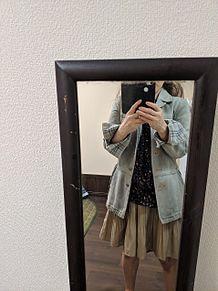 美容院に行く洋服の画像(洋服に関連した画像)