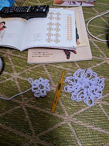 右が指編みひだりがかぎ針の画像(かぎ針に関連した画像)
