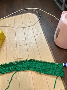裾がガーター編みなんて初めての画像(初めてに関連した画像)