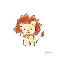 ライオン かわいい イラストの画像33点完全無料画像検索のプリ