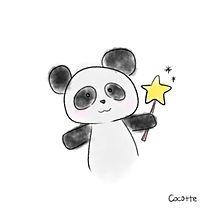 パンダの画像(パンダ イラストに関連した画像)