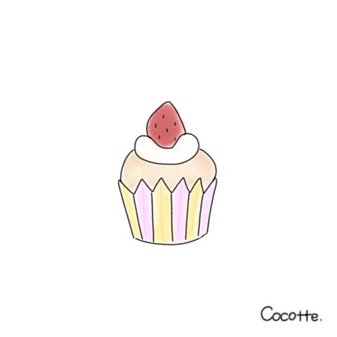 かわいい お菓子 イラストの画像571点 完全無料画像検索のプリ画像 Bygmo