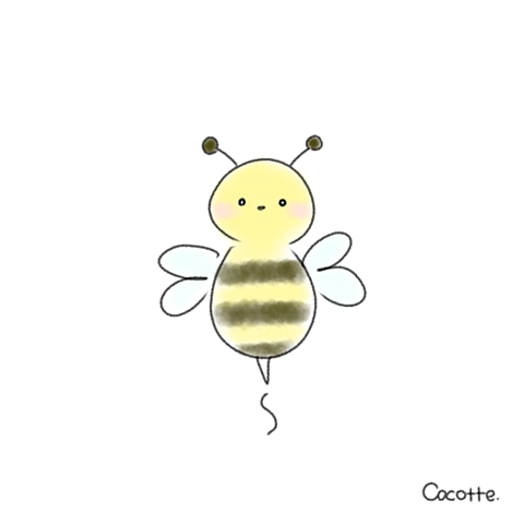 蜂 イラストの画像67点 完全無料画像検索のプリ画像 Bygmo