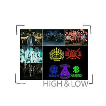 HiGH&LOW プリ画像
