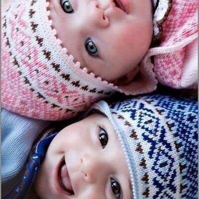 双子ちゃん