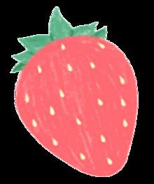 苺の画像(ガーリーに関連した画像)