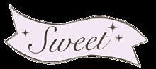sweetの画像(ガーリーに関連した画像)