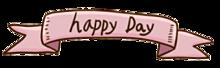 Happy Dayの画像(ガーリーに関連した画像)
