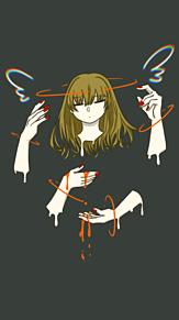 輪っかの画像(病み イラストに関連した画像)