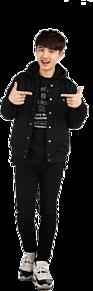 EXO 背景透過の画像(プリ画像)