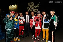 BTS×Jimmy kimmelの画像(jimmyに関連した画像)