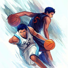 黒子のバスケ黄瀬がNo.1の画像(黒子のバスケに関連した画像)
