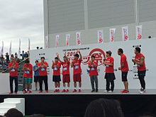 北区のスポーツ祭り!お笑い芸人がたくさん来ていました!の画像(プリ画像)