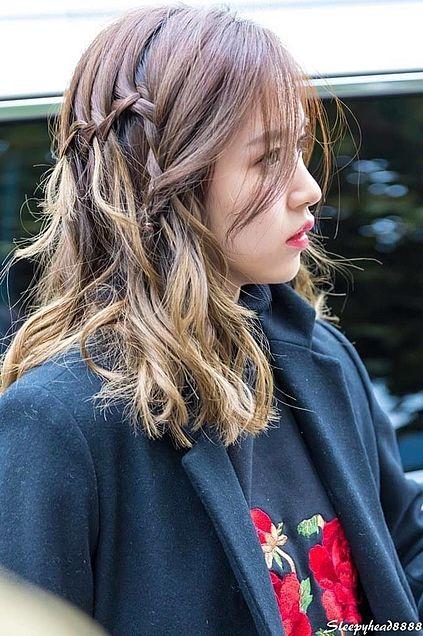 TWICE ミナ ミナちゃんの髪型可愛すぎるハートかな?(主)の画像 プリ画像